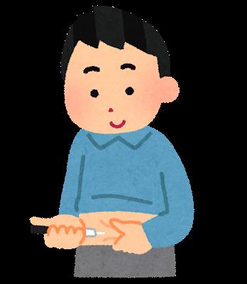 八王子レイス歯科クリニック 歯周病と糖尿病の関係 イメージ