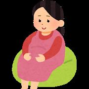 八王子レイス歯科クリニック|歯科衛生士コラム|妊娠期の歯科について|妊婦さんのイラスト