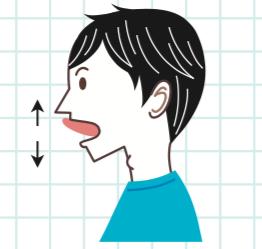 八王子レイス歯科クリニック|歯科衛生士コラム|口腔乾燥について|唾液を出すための舌の運動4