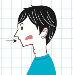 八王子レイス歯科クリニック|歯科衛生士コラム|口腔乾燥について|唾液を出すための舌の運動2